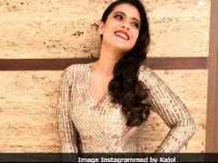Kajol's Pic Proves She Was Her 'Own Highlight Palette' On A Starry Night'