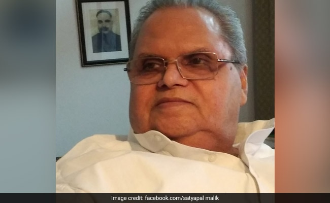 'Are Governments Made On Social Media?': Governor On Mehbooba Mufti Tweet