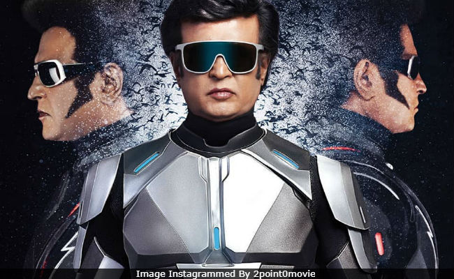 Rajinikanth's 2.0: First-Hand Account Of 4am Frenzy From Resul Pookutty