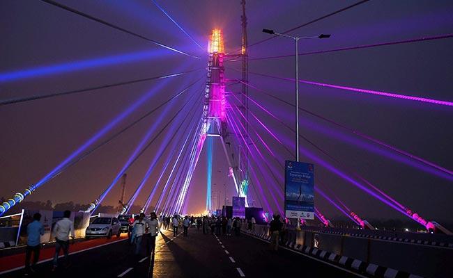 दिल्ली : आम जनता के लिए आज से खुलेगा सिग्नेचर ब्रिज, भारी ट्रैफिक जाम से मिलेगी राहत