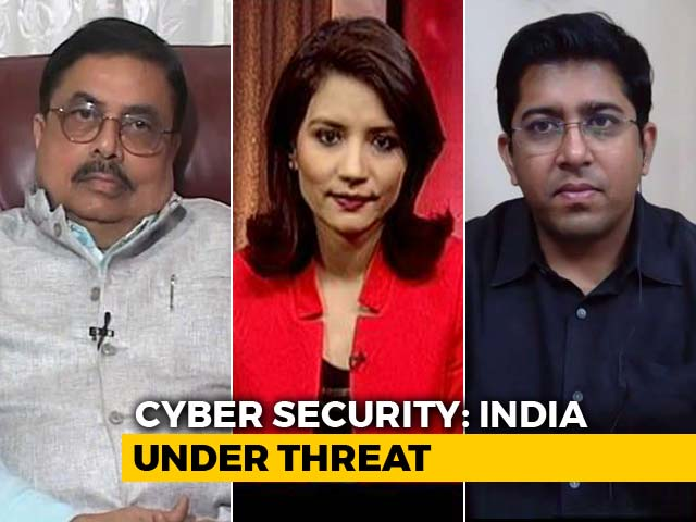 Video : Is India An Easy Target For Cyber-Attacks?