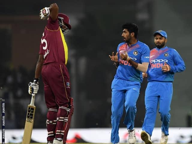India vs West Indies: Kieron Pollards On-Field Antics Leave Jasprit Bumrah Furious