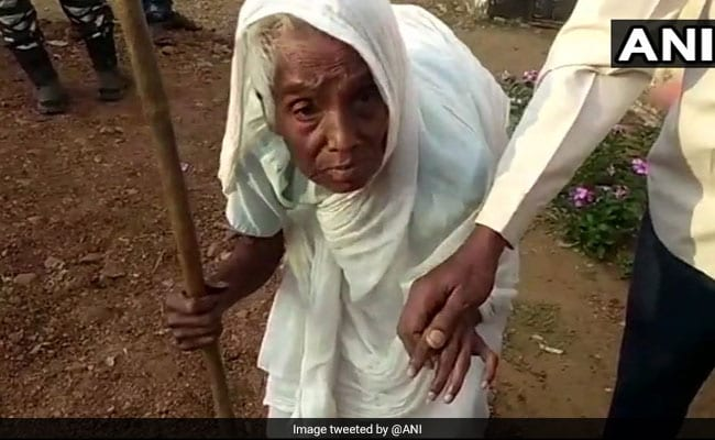 Chhattisgarh Woman, Born A Century Ago, Turns Up To Cast Her Vote