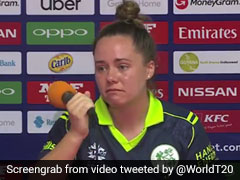 """Frustrating"": Ireland Captain Cries After Defeat In ICC World T20. Watch"