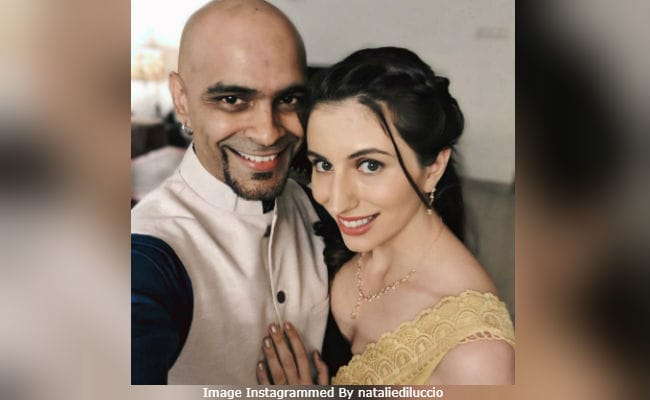 Raghu Ram Announces Wedding To Fiancee Natalie Di Luccio