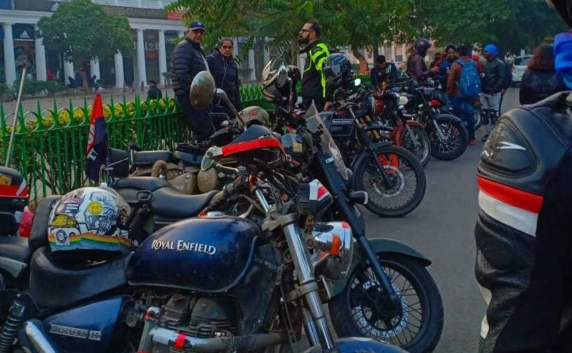 Ride For Pride Organised By LGBTQ Community To Spread Awareness