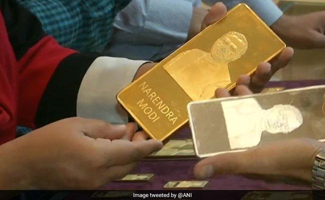 'Will Worship Modi Ji': Customer Buys Gold Bar With PM's Photo