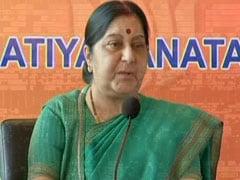 विदेश मंत्री सुषमा स्वराज बोलीं- सार्क की बैठक में शामिल नहीं होगा भारत, पाक पहले रोके आतंकवाद