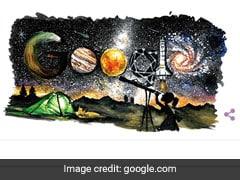 Children's Day Google Doodle: इस बच्ची ने बनाया बाल दिवस पर गूगल डूडल, 75 हजार बच्चों को छोड़ा पीछे