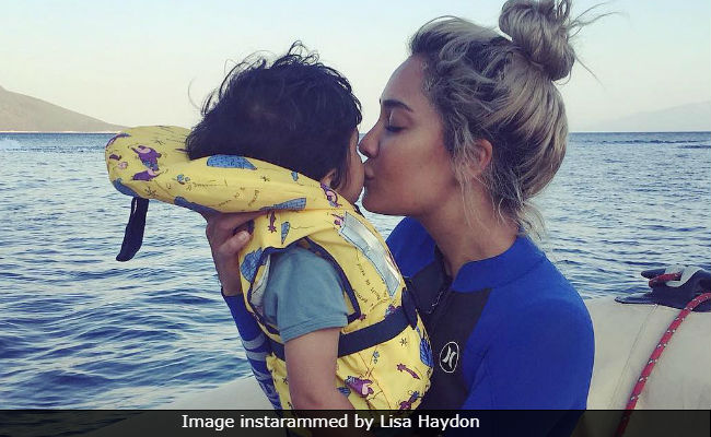 Lisa Haydon's Belated Children's Day Post For Son Zack Is 'Supercalifragilisticexpialidocious'