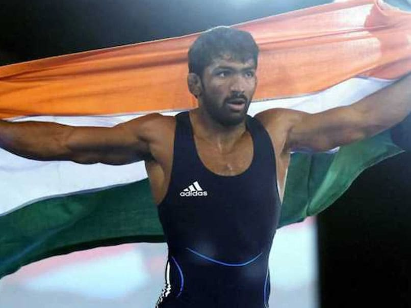 By Entering Politics Can Improve State Of Sports, Says Yogeshwar Dutt