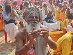 Assured Sadhus,To Move Private Members' Bill On Ram Temple: BJP Member