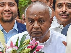HD Deve Gowda Praises PM's Beach Plogging, Days After Twitter Exchange