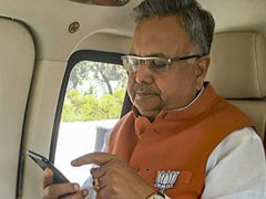 Congress Set To End Raman Singh's Record Run In Chhattisgarh