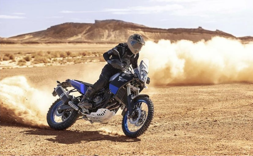 Yamaha willing to consider a more extreme version of the Tenere 700 adventure bike