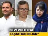 Video : Congress-Mehbooba Mufti-Omar Abdullah Combo? Talks On, Claim Sources