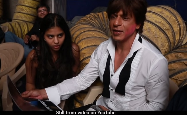 How Shah Rukh Khan And Suhana Pranked Zero Director Aanand L Rai