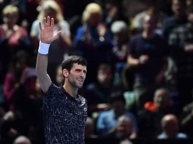 ATP Finals: Novak Djokovic Eyes Semi-Finals After Dismissing Alexander Zverev