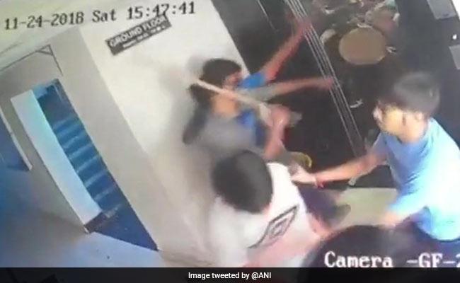 Students Cornered In Elevator, Thrashed In Clashes At Odisha University