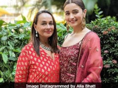 Alia Bhatt Shares A Pic With Mom Soni Razdan, The Internet Loves It