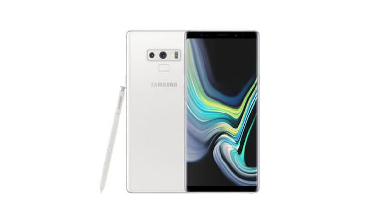 Samsung Galaxy Note 9 का नया कलर वेरिएंट लॉन्च