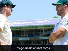 """Stay Strong"": Faf Du Plessis To Steve Smith On Ball-Tampering Row"
