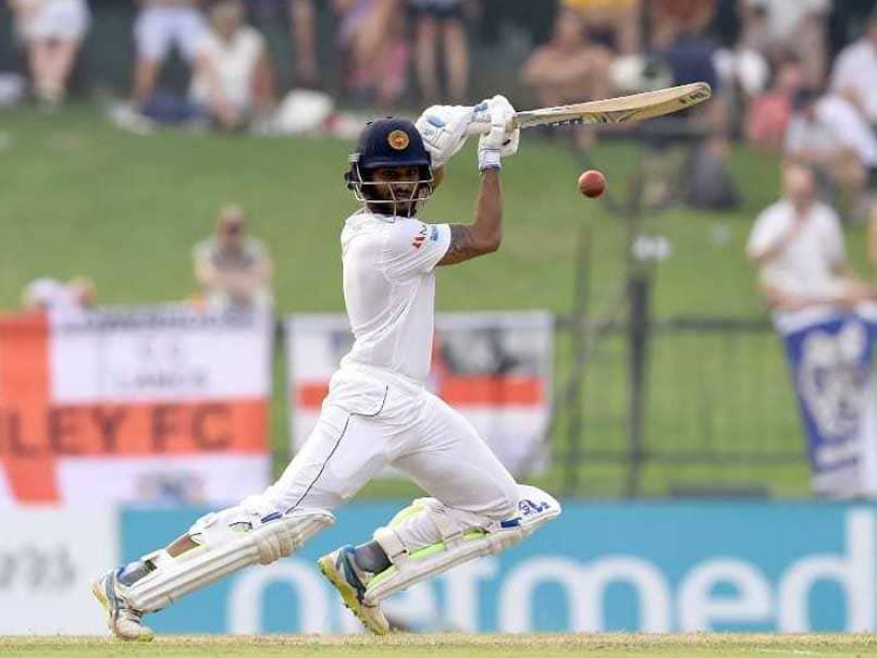 2nd Test, Day 2: Roshen Silva Puts Sri Lanka In Control vs England