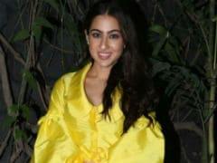 Sara Ali Khan, After <I>Kedarnath</i> And <i>Simmba</i>, Signs Another Film. Details Here