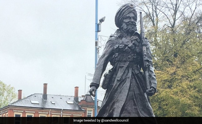 Sikh Soldiers' Memorial In UK Vandalised Hours After World War I Tribute