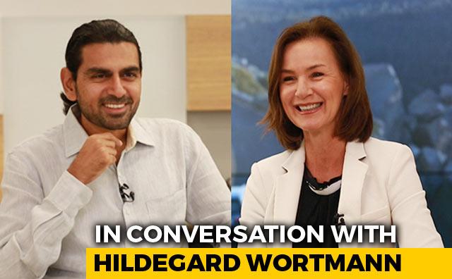 Video : In Conversation With Hildegard Wortmann, BMW