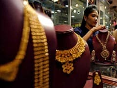 Gold Price At Rs 37,950 Per 10 Grams In Delhi