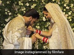 DeepVeer Mumbai Wedding Reception: Kulfis, Ice-Creams, Gajar Ka Halwa And More Sweetness That Was Dished Out