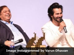 Varun Dhawan Says He Was 'Bullied' On The Set Of Dad David's Film, 'Cried On Day 2'
