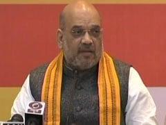 हम गरीबी-बेरोजगारी और अशिक्षा हटाना चाहते हैं, राहुल गांधी सिर्फ मोदी को हटाना चाहते हैं : अमित शाह