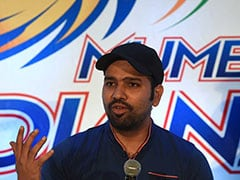 Rohit Sharma Asks Shah Rukh Khan To Perform Live At Eden Gardens