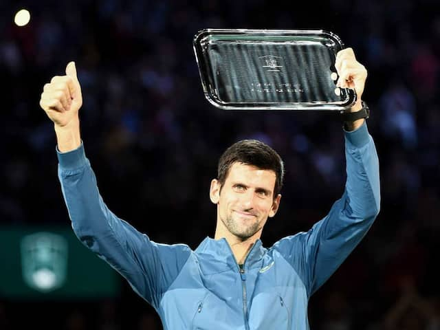 Novak Djokovic On Top Of The World After Completing Remarkable Turnaround