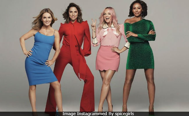 The Spice Girls Reunite For UK Tour, No Mention Of Victoria Beckham