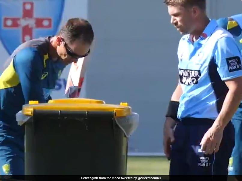 Ahead Of India Test Series, Warner Joins Australia
