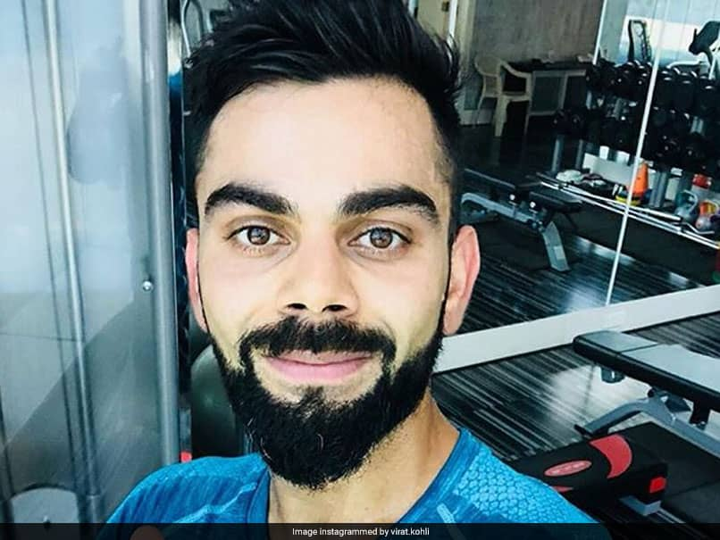 "Watch: Virat Kohli Returns To His ""Favourite Lifts"", Says Craves To Get Fitter"