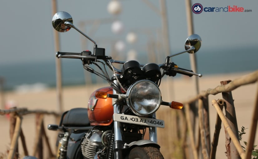 Royal Enfield may be looking at introducing lighter, more accessible bikes