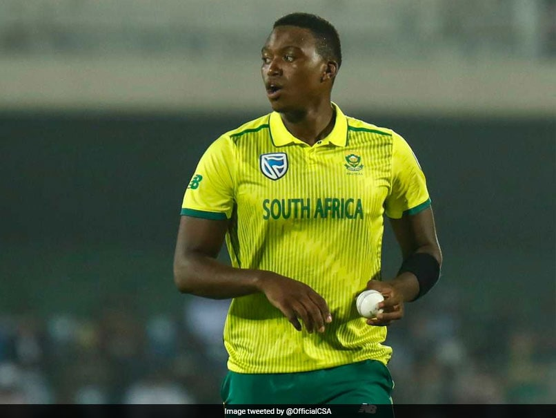 South Africa Pacer Lungi Ngidi Ruled Out For 3 Months, To Miss Pakistan Series