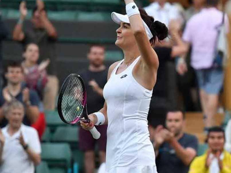 Former Wimbledon finalist Radwanska retires from tennis