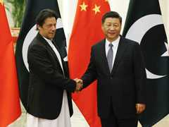 "China Assures Support As Imran Khan Talks Of ""Very Difficult"" Economy"