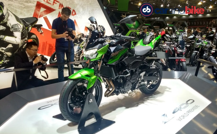 EICMA 2018: Kawasaki Z400 Revealed