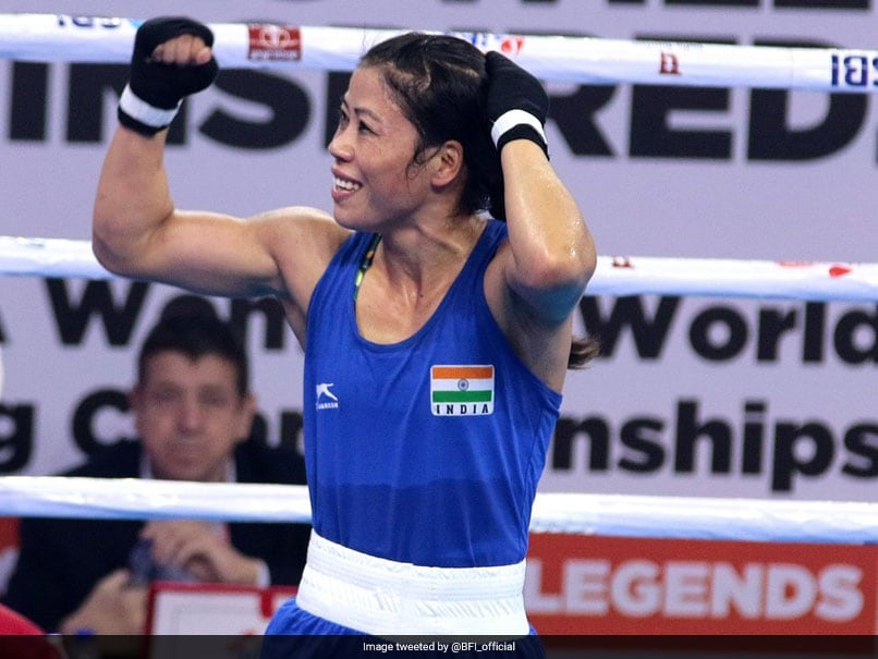 AIBA Boxing C'ship: Mary Kom assures first medal for India