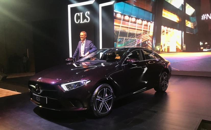 All New Mercedes Benz Cls Launched In India Prices Start At Rs