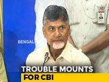 Video: Chandrababu Naidu Takes Away CBI Free Pass In Andhra Pradesh