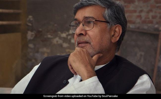 Exercise Restraint 'For Our Children': Kailash Satyarthi Urges India, Pak