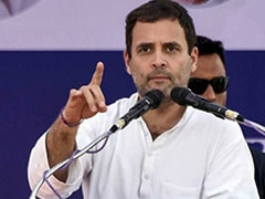 Rahul Gandhi Sends Special Gift From Israel For Amethi Farmers