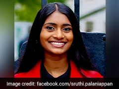 Indian-American Sruthi Palaniappan Elected Harvard Student Body President